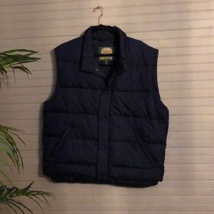 New Without Tags Cabela's Puffer Vest